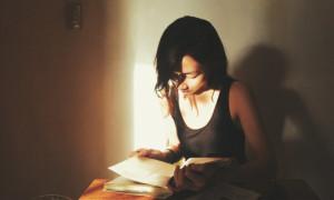 Devouring books